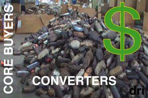 Catalytic Converter Buyers >> Core Buyers Converters Catalytic Converter Recycling